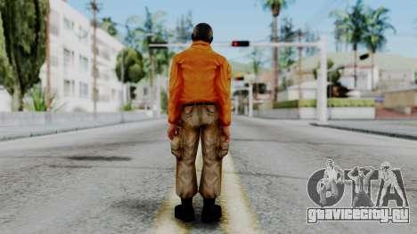 CS 1.6 Hostage 02 для GTA San Andreas третий скриншот