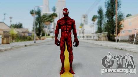 Marvel Future Fight - Carnage для GTA San Andreas второй скриншот