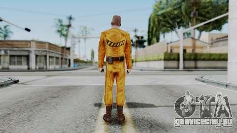 CS 1.6 Hostage A для GTA San Andreas третий скриншот
