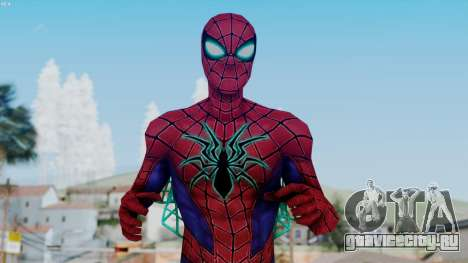 Marvel Future Fight Spider Man All New v2 для GTA San Andreas