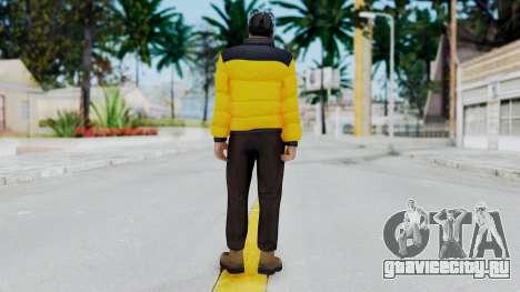 GTA 5 Trevor Phillip для GTA San Andreas третий скриншот
