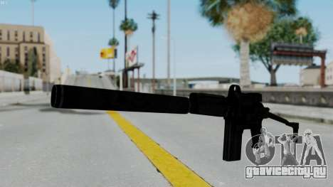 9A-91 Kobra and Suppressor для GTA San Andreas
