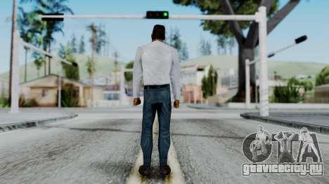 CS 1.6 Hostage B для GTA San Andreas третий скриншот