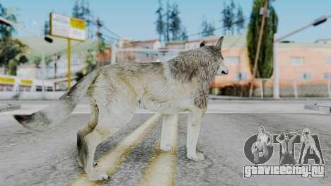 Wolf для GTA San Andreas третий скриншот