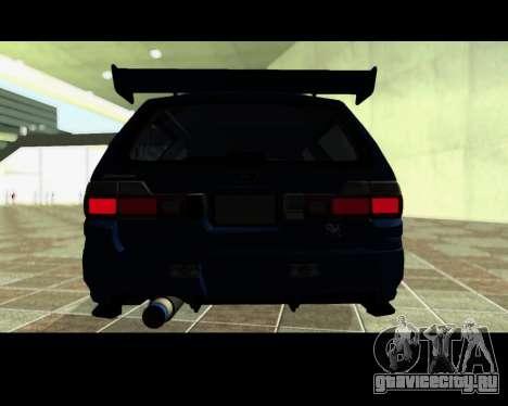 Nissan Stagea Tunable для GTA San Andreas двигатель