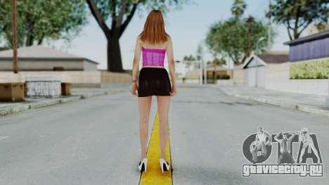 GTA 5 Hooker 01 v2 для GTA San Andreas третий скриншот