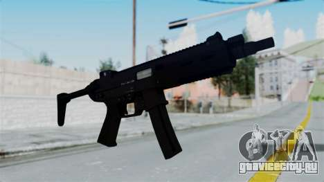 GTA 5 SMG для GTA San Andreas