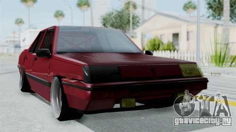 Proton Iswara 1985 Advanced для GTA San Andreas