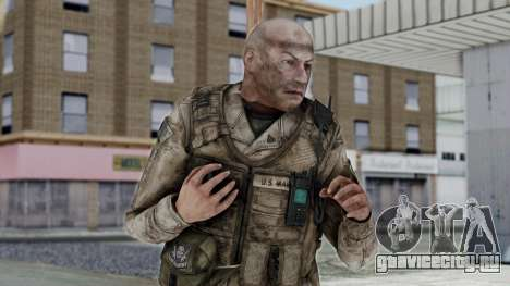 Crysis 2 US Soldier FaceB2 Bodygroup A для GTA San Andreas