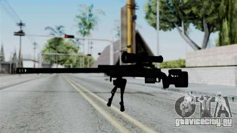TAC-300 Sniper Rifle для GTA San Andreas