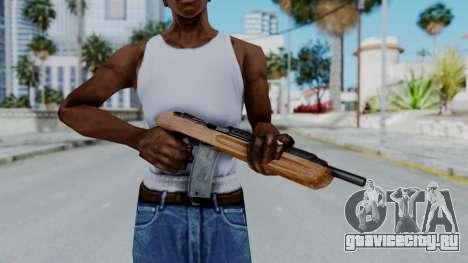 M1 Enforcer для GTA San Andreas третий скриншот
