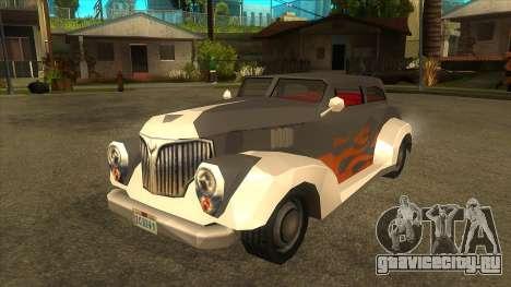 GTA LCS Thunder-Rodd для GTA San Andreas