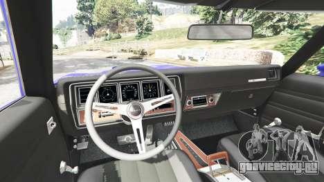 Buick Skylark GSX 1970 для GTA 5