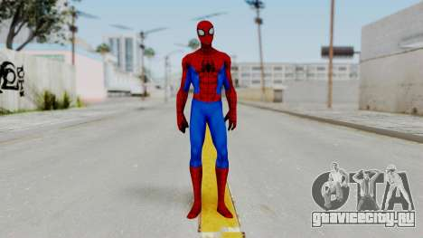 Marvel Future Fight Spider Man Classic v2 для GTA San Andreas второй скриншот