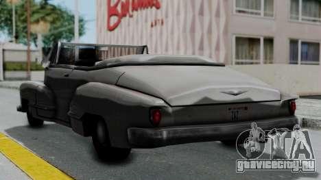 Broadway Bitchn Broads для GTA San Andreas вид справа