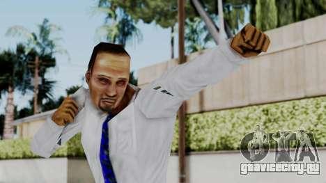 CS 1.6 Hostage B для GTA San Andreas