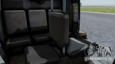 PO-34 Orca для GTA San Andreas вид сзади