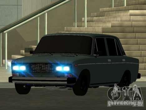 Ваз 2106 BPAN для GTA San Andreas