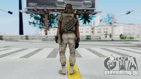 Crysis 2 US Soldier 2 Bodygroup B для GTA San Andreas третий скриншот