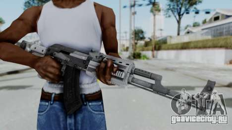 GTA 5 Assault Rifle - Misterix 4 Weapons для GTA San Andreas третий скриншот