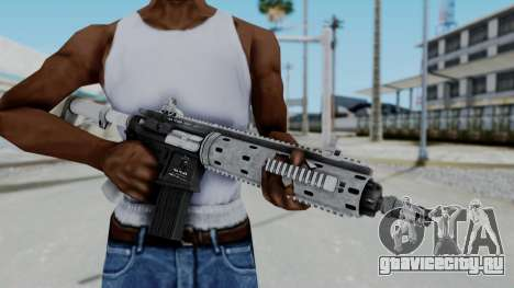 GTA 5 Carbine Rifle для GTA San Andreas