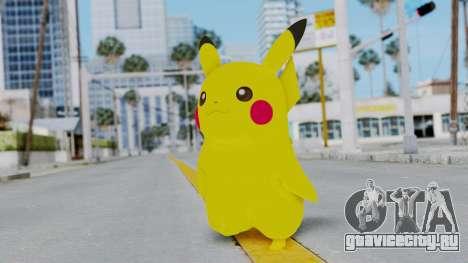 Dancing Pokemon Band - Pikachu для GTA San Andreas