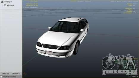 GTA IV Solair для GTA 5 вид справа