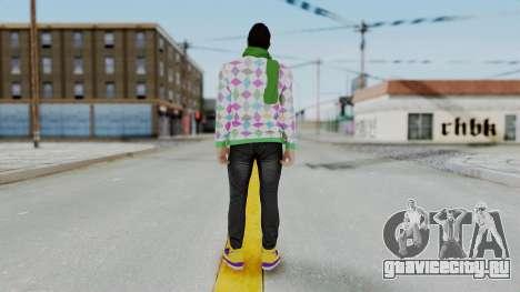 GTA Online Skin (DaniRep) для GTA San Andreas третий скриншот