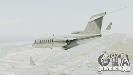 GTA 5 Luxor Deluxe для GTA San Andreas вид справа