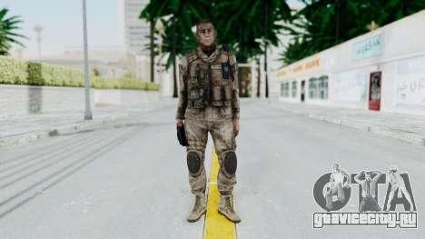 Crysis 2 US Soldier 6 Bodygroup A для GTA San Andreas второй скриншот