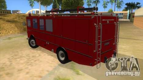 Roman 8135 FA для GTA San Andreas вид сзади слева