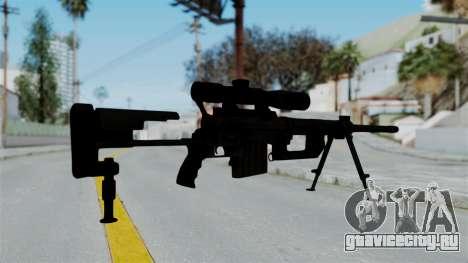 M2000 CheyTac Intervention для GTA San Andreas третий скриншот