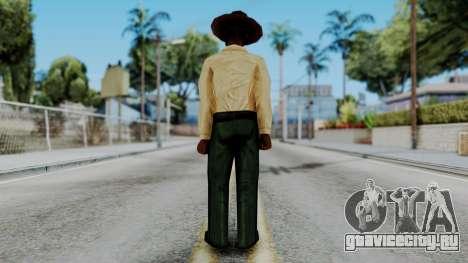 Instructor v2 from Half Life Opposing Force для GTA San Andreas третий скриншот