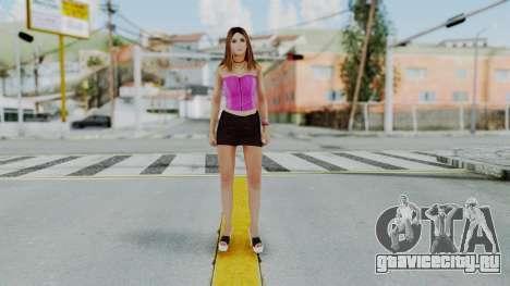 GTA 5 Hooker 01 v2 для GTA San Andreas второй скриншот