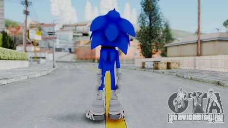 Sonic Boom для GTA San Andreas третий скриншот