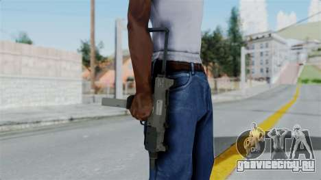 GTA 5 Micro SMG для GTA San Andreas третий скриншот