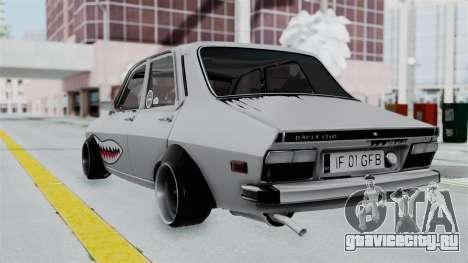 Dacia 1300 Shark (GFB V4) для GTA San Andreas вид слева