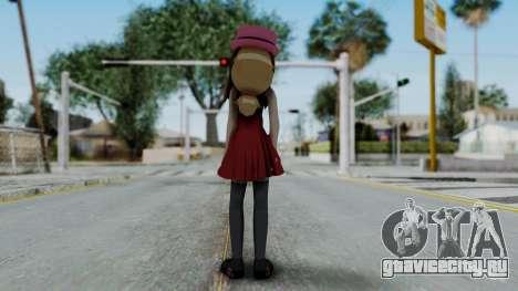 Pokémon XY Series - Serena для GTA San Andreas третий скриншот