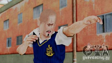 Bully Insanity Edition - Jimmy для GTA San Andreas