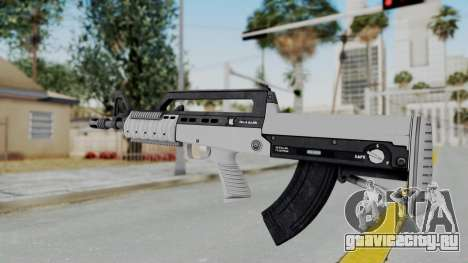 GTA 5 Bullpup Rifle - Misterix 4 Weapons для GTA San Andreas второй скриншот