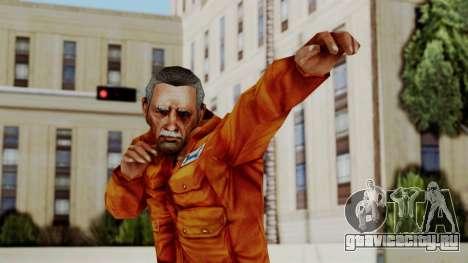 CS 1.6 Hostage 02 для GTA San Andreas