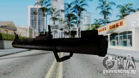GTA 3 Rocket Launcher для GTA San Andreas