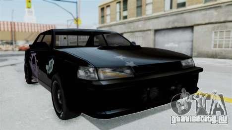Hotring Sultan для GTA San Andreas