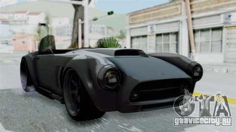 GTA 5 Mamba для GTA San Andreas