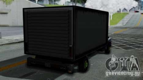 Yankee with StickerBombing для GTA San Andreas вид слева