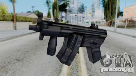 Vice City Beta MP5-K для GTA San Andreas