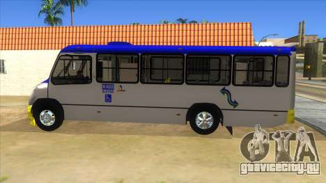 CAMION R622 для GTA San Andreas вид сзади слева