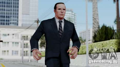 Marvel Future Fight Agent Coulson v2 для GTA San Andreas