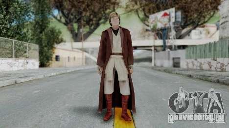 SWTFU - Luke Skywalker Spirit Apprentice Outfit для GTA San Andreas второй скриншот
