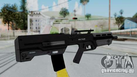 GTA 5 Advanced Rifle - Misterix 4 Weapons для GTA San Andreas второй скриншот